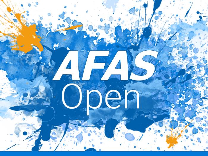 Artwork AFAS Open - mob