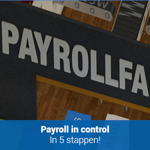Payroll in control
